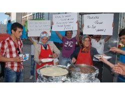 Başbakanın Hemşehrilerinden Tencere Tava Eylemine Kavurmalı Tepki