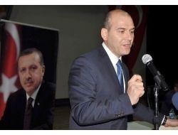 Soylu: Türkiye Büyüme Hızıyla Diğer Ülkeleri Geride Bıraktı