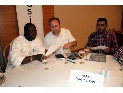 Malili İş Adamları, Yatırım İçin Vanlı İş Adamlarıyla Masaya Oturdu