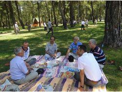 Müftülük Çalışanları Piknikte Buluştu