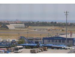 Atatürk Havalimanında Park Alanı İçin Çalışmalar