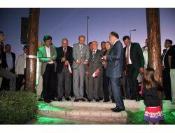 Çayda Çıra Kavşak Parkına Eski Başkanlarından Şükrü Kacar'ın İsmi Verildi