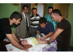 Tekkeköy Belediyesi, 198 Çocuğu Evlerinde Sünnet Ettirdi