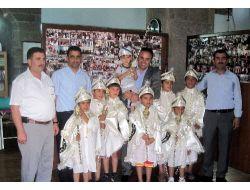 Diyarbakır'da Sünnet Şöleni