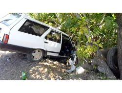 Sınav Dönüşü Kaza: 4 Yaralı