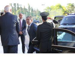 Cumhurbaşkanı Gül Ankaraya Gitti!