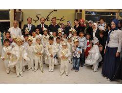 Öze Doğru Derneği 42 Yetim Çocuğu Sünnet Ettirdi