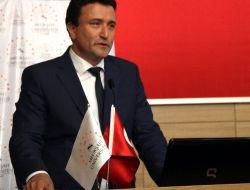 Melikşah Üniversitesi'nde, Rektör Mahmut Mat Göreve Başladı