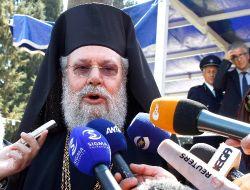 Rum Baspiskopos: Kktcde Yunan Ve Hıristiyan Ne Varsa Yok Edilmek İsteniyor