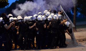 Polise Gezi Ödülü