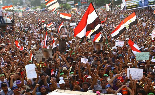 Mısırda geçici hükümet göreve başladı