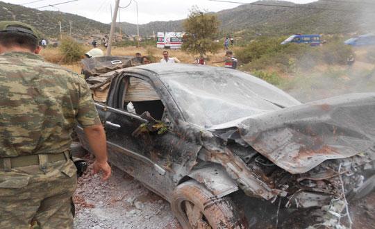 Gaziantepte kaza: 2 ölü!