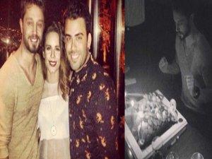 Murat Boza sürpriz doğum günü partisi