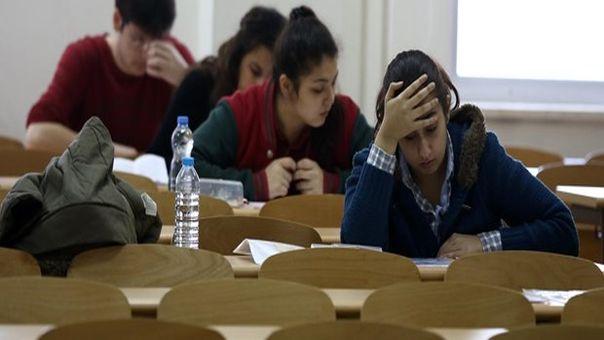 ÖSYM'nin hafta sonu yaptığı sınavlara 2 milyonun üzerinde aday katıldı