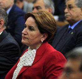 MHPde Meral Akşener şoku!