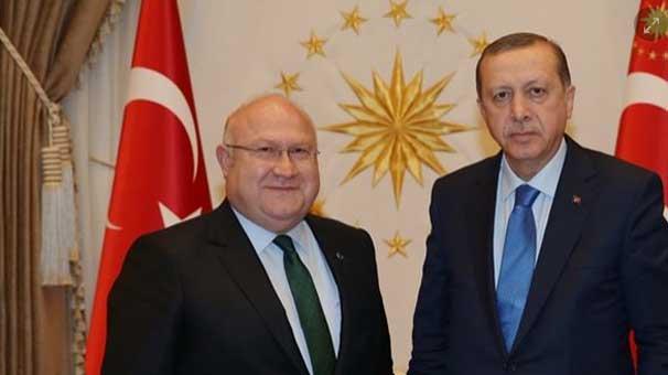 Şener Cumhurbaşkanı Başdanışmanı oldu