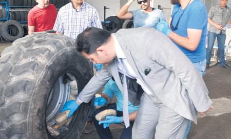Ankara'da film gibi operasyon
