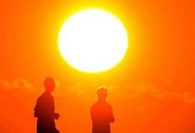91 yılın en sıcak 3 Temmuz gününü yaşadı