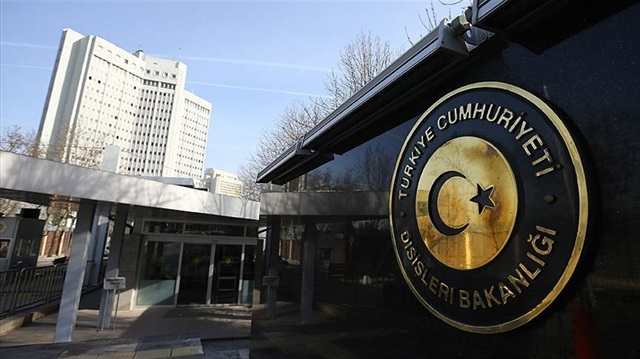 Türkiye, Suriye'ye Zeytin Dalı harekatı hakkında nota verdi