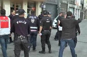 İstanbulda 1 Mayıs için yollar kapandı