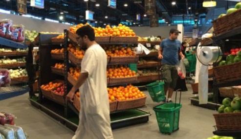 İrandan Katara 5 uçak dolusu yiyecek