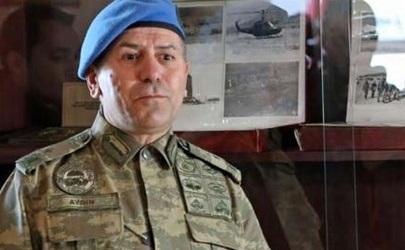Şehit Tümgeneral Aydoğan Aydının yerine atama