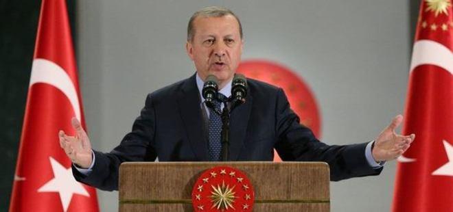 Erdoğan: FETÖ ile hiçbir farkı yok