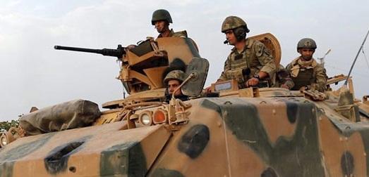 Türk askeri Katarda...