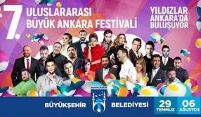 Büyük Ankara Festivali başlıyor!...