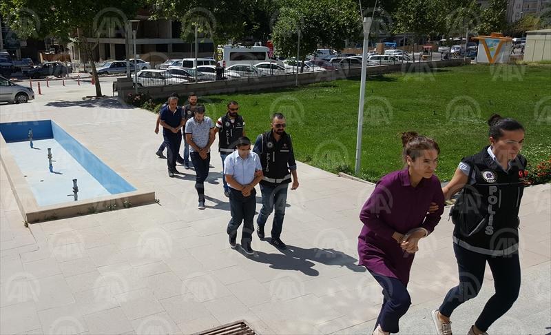 Kırşehir merkezli ByLock operasyonunda 3 tutuklama