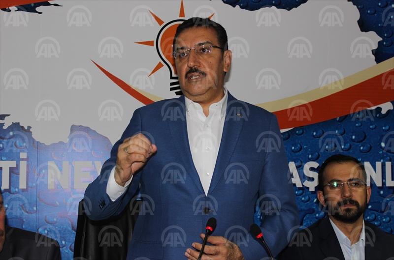 Gümrük ve Ticaret Bakanı Tüfenkci Nevşehirde