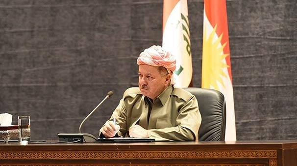 Barzani: Sınırları teslim etmeyeceğiz!