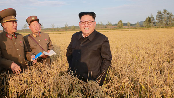 Kuzey Kore füzelerini taşıyor!