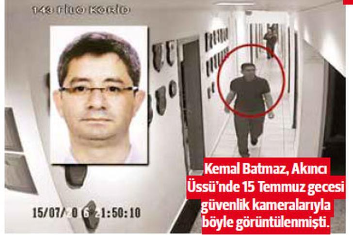 Kemal Batmaz Pensilvanyada Fetullah Gülenin yanında kalmış