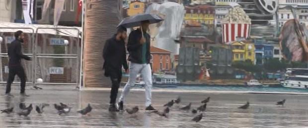 İstanbulda hava sıcaklığında ani düşüş