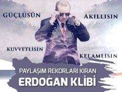 Erdoğan için hazırlanan o klip