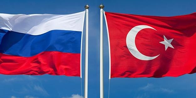 Rusyadan flaş Türkiye açıklaması