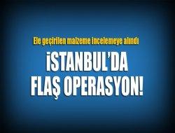 İstanbulda Uranyum operasyonu