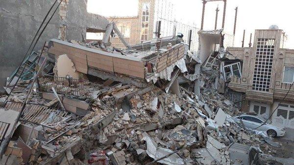 Depremin yarattığı felaket ortaya çıktı!