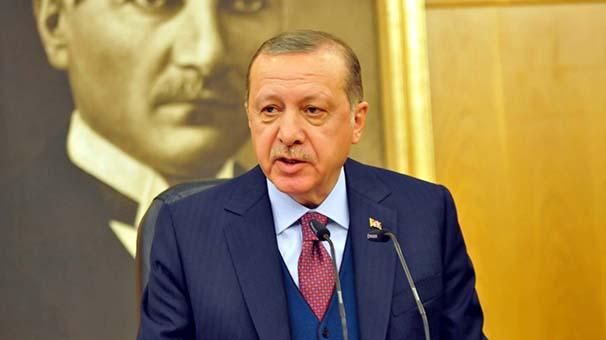 Cumhurbaşkanı Erdoğan: Dünya ahmak değil!