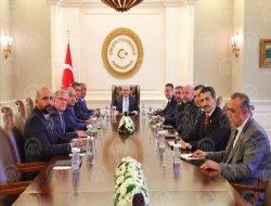 Başbakan Yıldırım, RTÜK heyetini kabul etti!