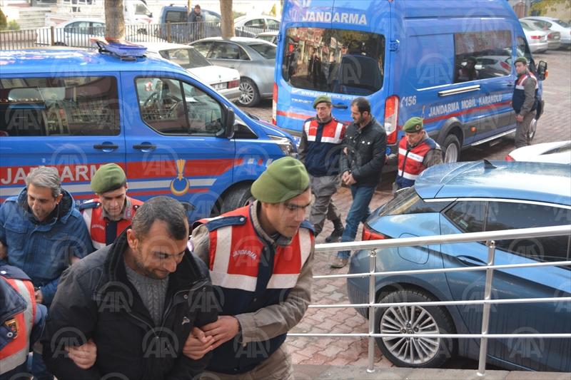 Konyada PKK/KCK operasyonu