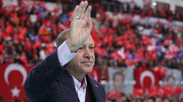 Cumhurbaşkanı Erdoğan'dan '18 Mart' mesajı