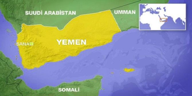 Suudi Arabistan savaş uçakları bombaladı