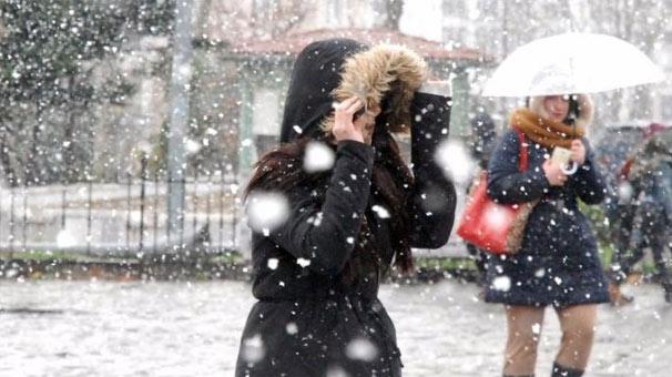 İstanbul'da kar yağışının ne zaman olacağı açıklandı