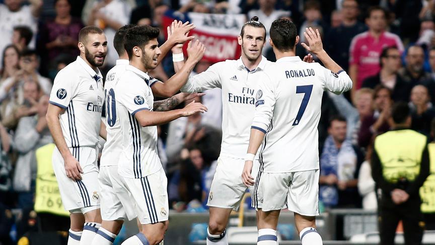 Real Madrid farklı kazandı!