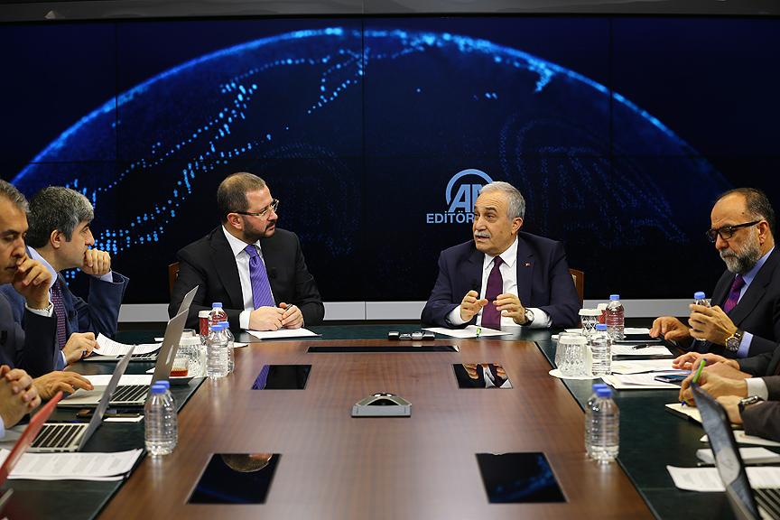 'MSB ile 750 milyon liralık bir alışverişimiz olacak'