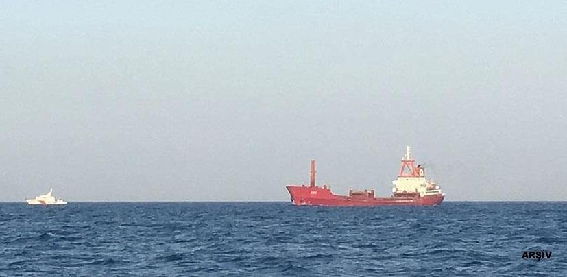 Türkiye o gemiyle ilgili inceleme başlattı!