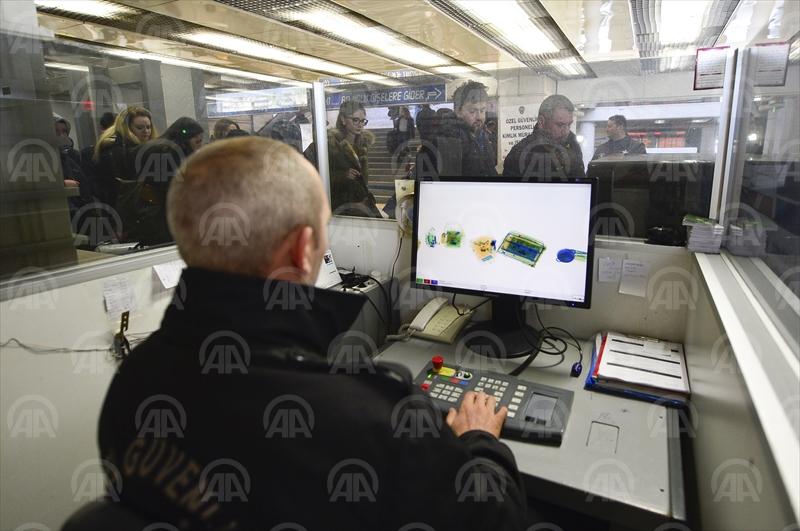 AŞTİ'de güvenlik önlemleri üst seviyeye çıkarıldı