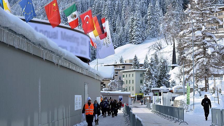 Davos Zirvesi başlıyor!
